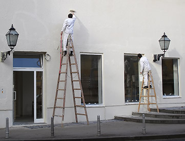 SARL CHAZAL PÈRE ET FILS - Peinture extérieure et intérieure